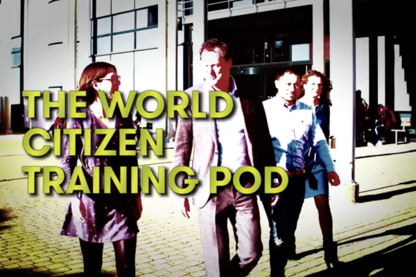 Escape Room The World Citizen Training Pod