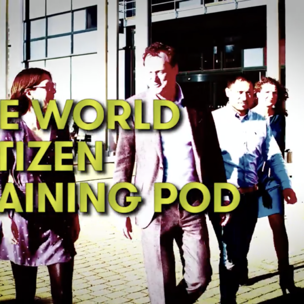 The World Citizen Training Pod